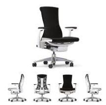Herman Miller's Embody Chair
